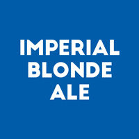 Imperial Blonde Ale